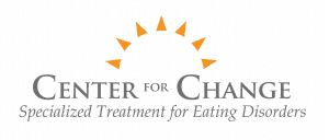 Center For Change Logo - Light Colors