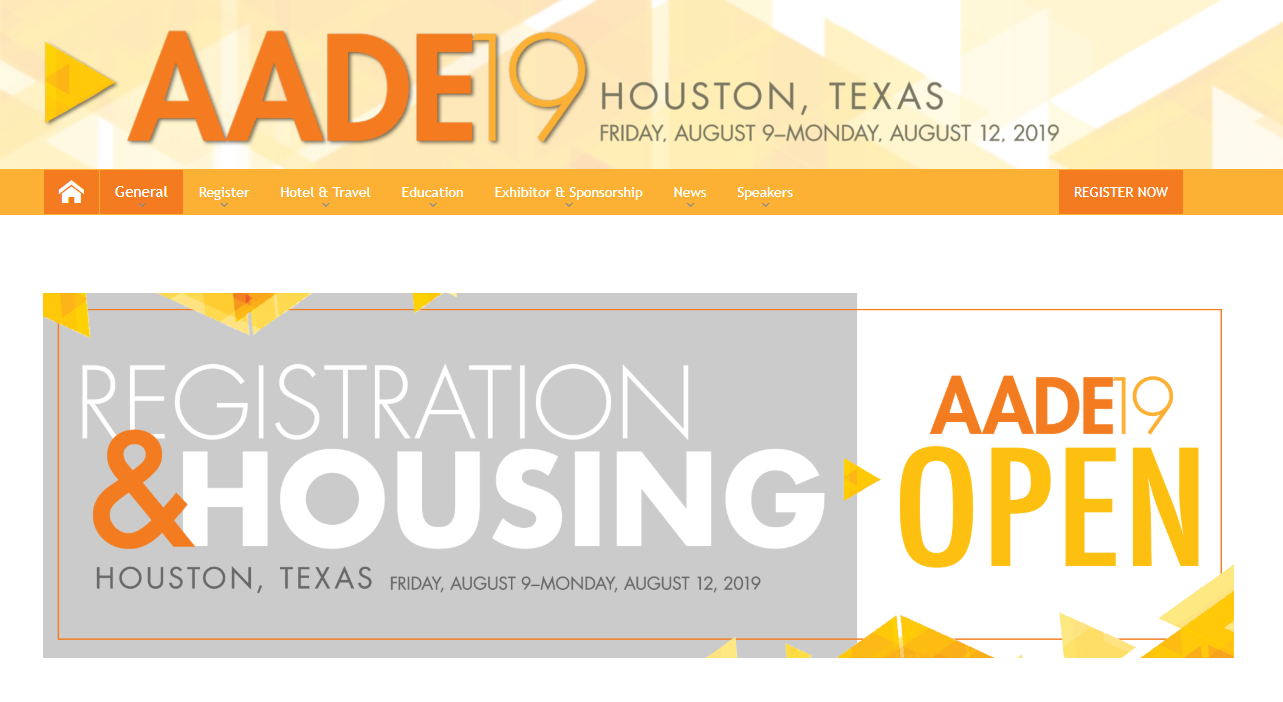 AADE19 Featured Image